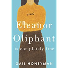 cover Eleanor Oliphant is Completely Fine