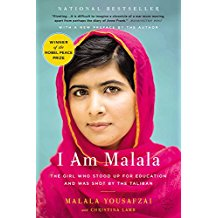 book cover I Am Malala