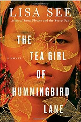 book cover The                         Tea Girl of Hummingbird Lane